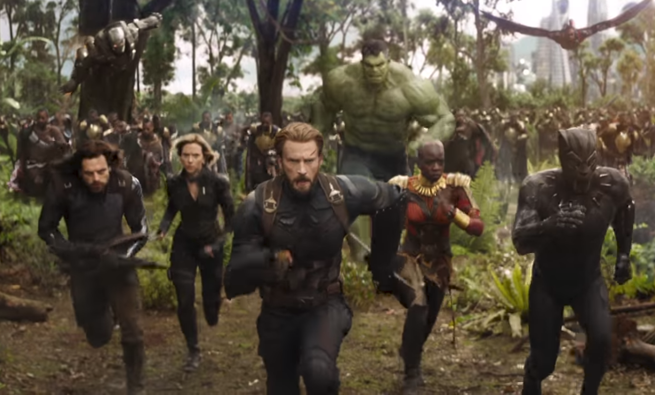 Photo of 'Avengers' tops box office for second week