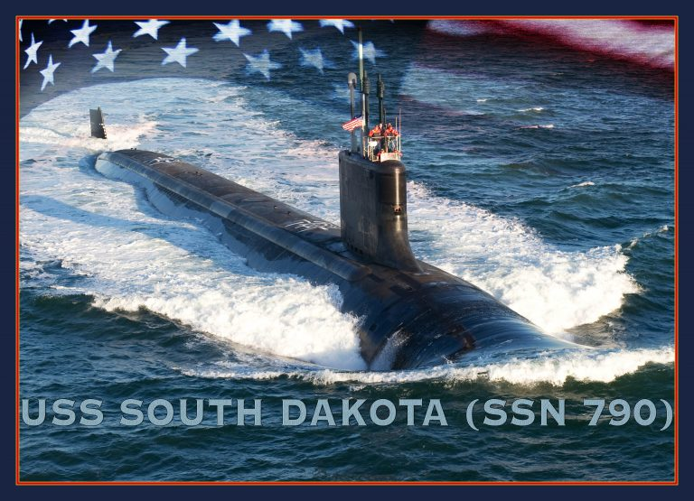 Photo of Navy to Commission Submarine South Dakota > U.S. DEPARTMENT OF DEFENSE > News Release View