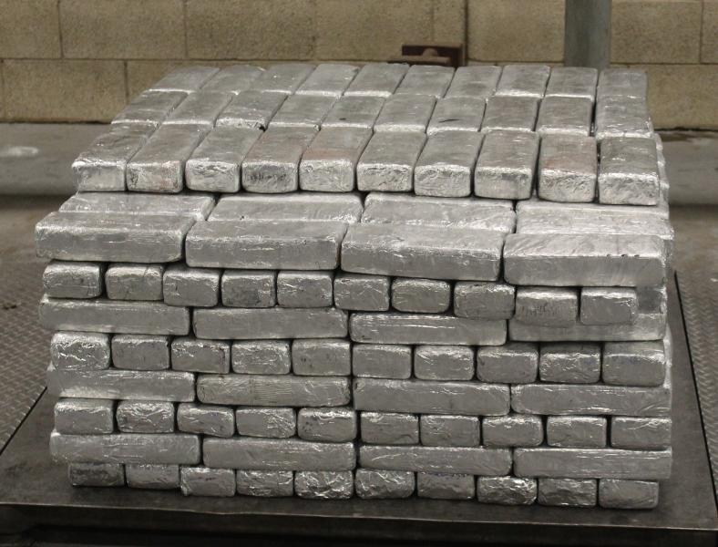 Photo of CBP Field Operations Officers Seize Over $12 Million in Methamphetamine at Pharr International Bridge