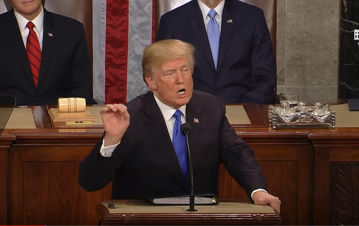 Photo of Watch Live:  President Trump Delivers the State of the Union Address