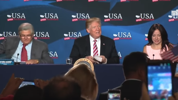 Photo of Watch Live: President Trump Participates in a Roundtable Discussion on the Economy and Tax Reform