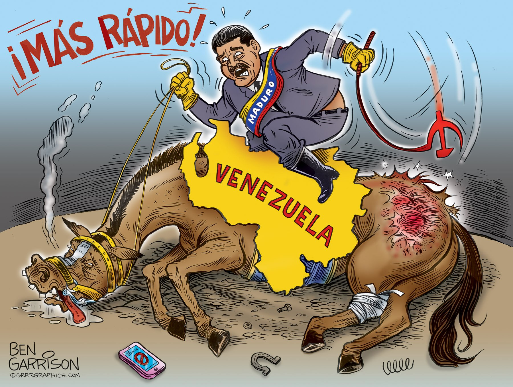 Photo of Corruption and Chaos in Venezuela