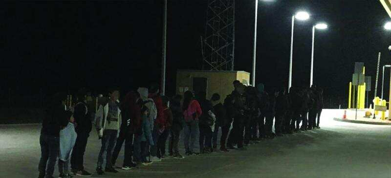 Photo of Border Patrol Arrests Over 2,200 Illegal Aliens in El Paso Sector on Memorial Day