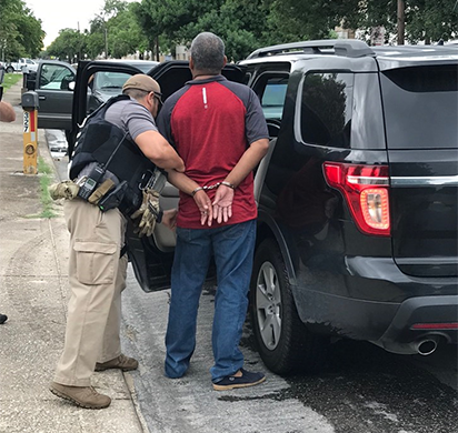 Photo of ICE arrests 52 Illegal Aliens in South, Central Texas Enforcement Surge