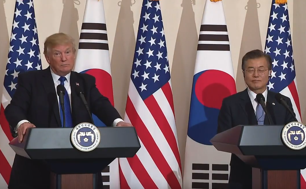 Photo of Watch Live: President Trump Participates in a Joint Press Conference with the President of the Republic of Korea