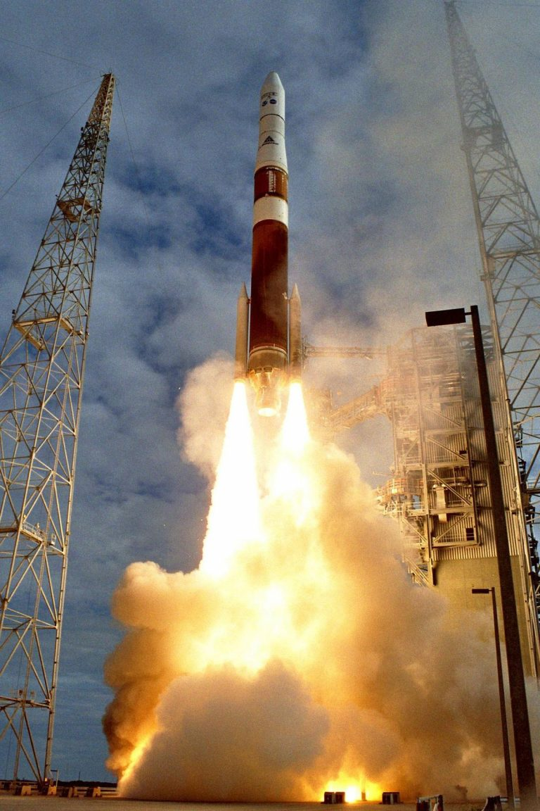 Photo of United Launch Alliance Set to Launch GPS III Satellite for U.S. Air Force