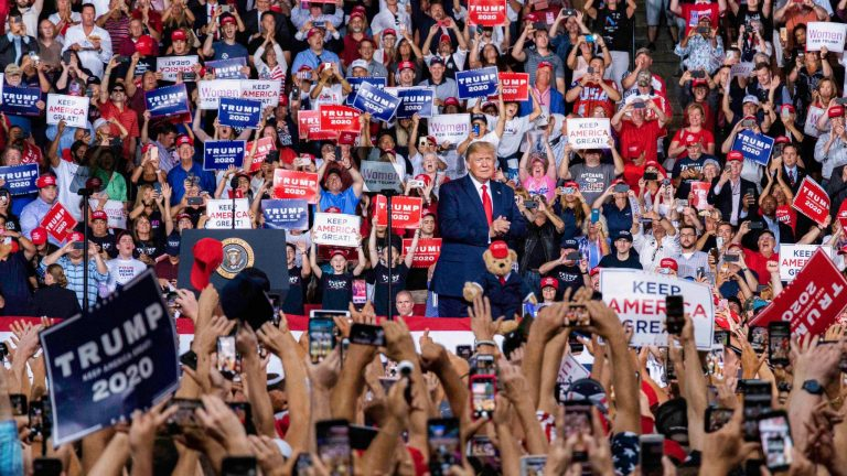 Photo of Watch Live: President Trump Holds Rally in Ohio Monday – 9/21/20