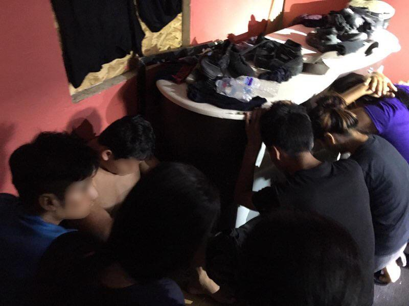 Photo of Operation Results in Arrest of 43 Illegal Aliens in Texas Stash House