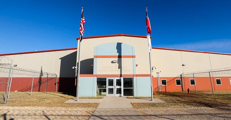 Photo of ICE Opening New Alien Detention Facility in West Texas