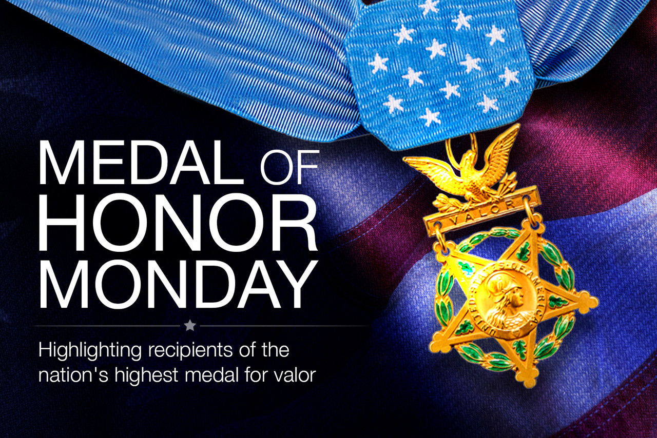 Photo of Medal of Honor Monday: Army 1st Lt. Alonzo Cushing