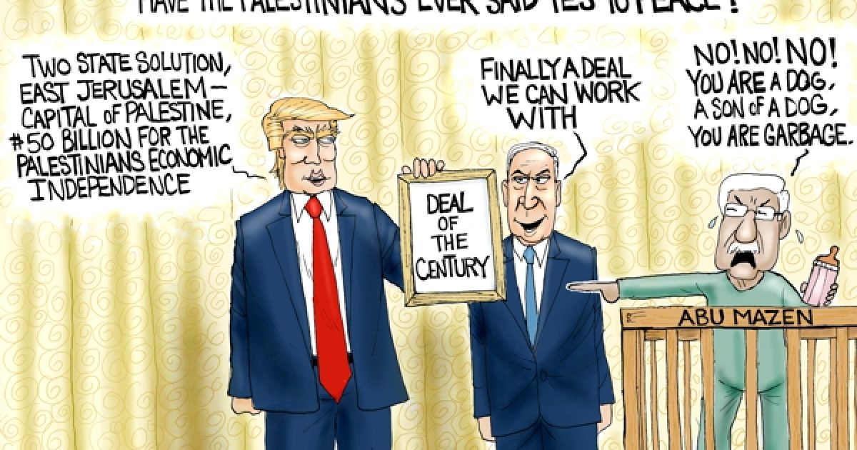 Photo of Deal of the Century – A.F. Branco Cartoon