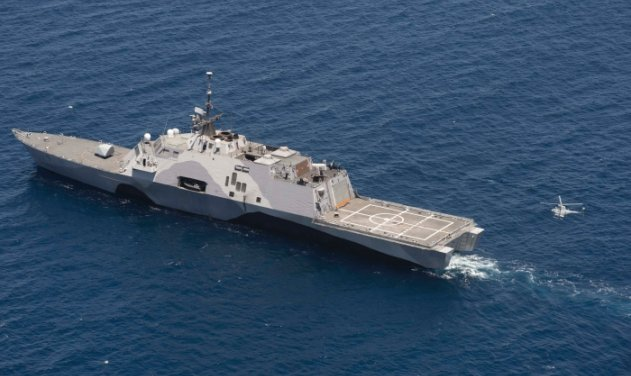 Photo of Navy to Christen Littoral Combat Ship Cooperstown (LCS 23)