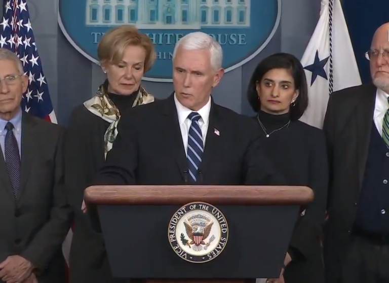Photo of Watch: Coronavirus Task Force Holds White House Press Briefing – 4/3/20