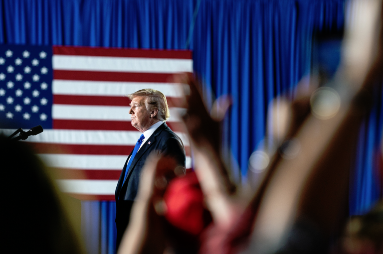 Photo of Watch Live: President Trump Holds Campaign Event in New Hampshire – 8/28/20