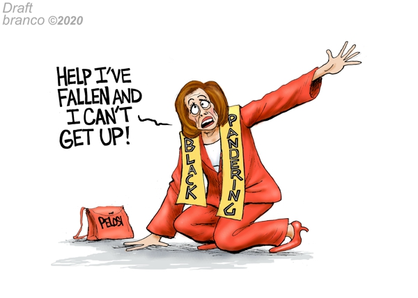 Photo of Life Alert – A.F. Branco Cartoon