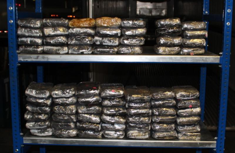 Photo of CBP Officers Intercept Hard Narcotics Worth Over $3 Million At The World Trade Bridge