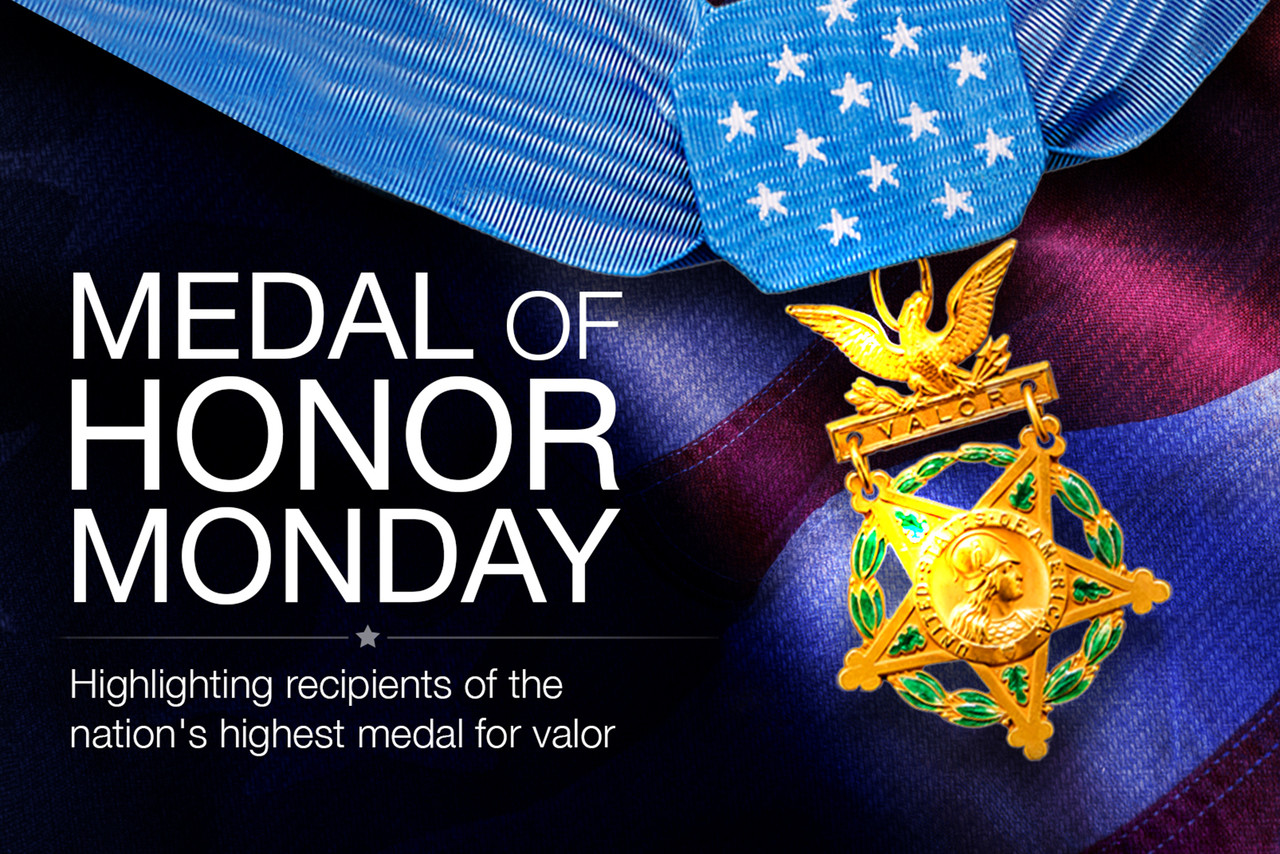Photo of Medal of Honor Monday: Army Staff Sgt. Ryan Pitts