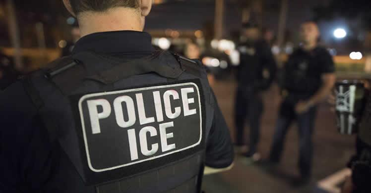 Photo of ICE arrests criminal aliens after New York City releases them