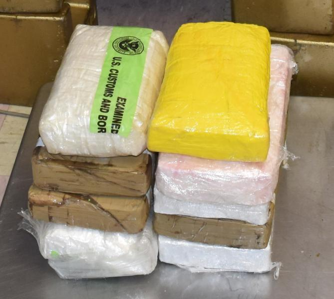 Photo of Brownsville CBP Officers Seize 259K Worth of Cocaine in Two Seizures at the Brownsville and Matamoros Bridge
