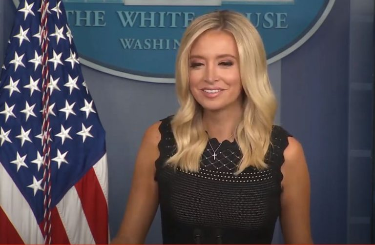 Photo of Watch: White House Press Briefing with Kayleigh McEnany – 9/22/20
