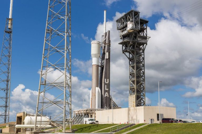 Photo of United Launch Alliance Atlas V Set to Launch Mars 2020 Mission for NASA Launch to Mark ULA's 20th Mission to the Red Planet