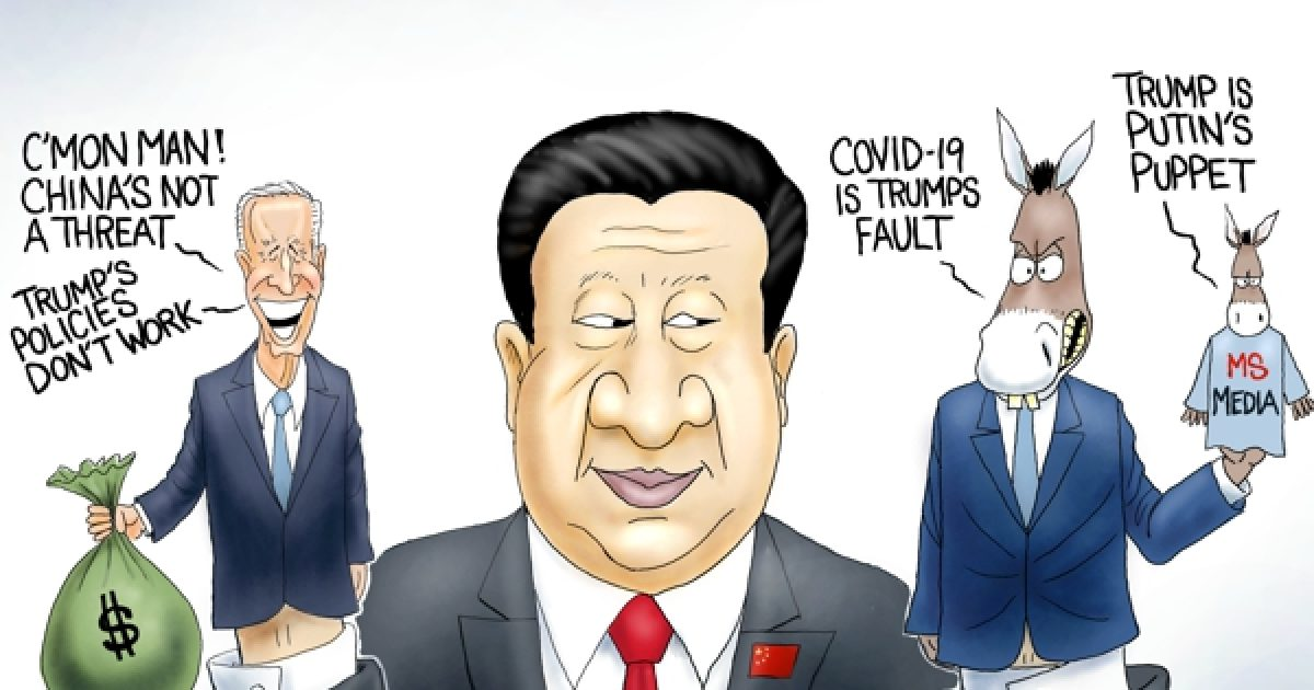 Photo of Made in China – A.F. Branco Cartoon