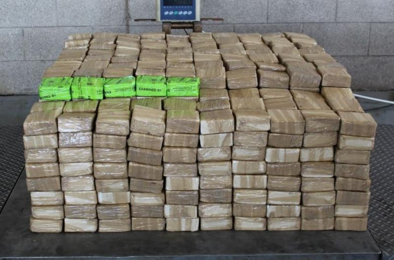 Photo of CBP Seizes $17 Million in Methamphetamine at Pharr International Bridge