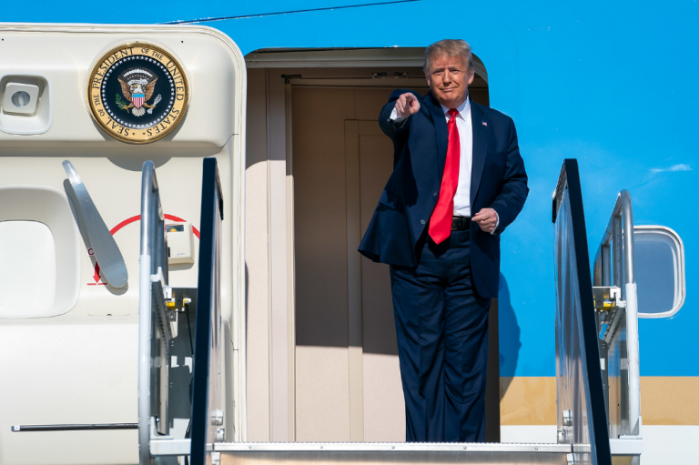 Photo of President Donald Trump's Schedule for Saturday, September 12, 2020