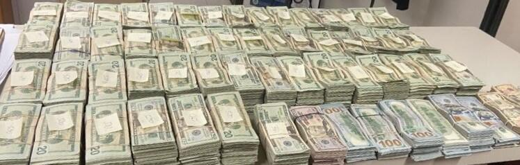 Photo of CBP Officers Stop Attempts to Smuggle $2.4 Million in Currency Bound for Mexico
