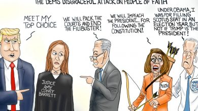 Photo of MAGA Choice – A.F. Branco Cartoon