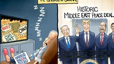 Photo of Presidential – A.F. Branco Cartoon