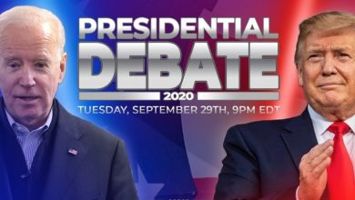 Photo of Watch Live: First 2020 Presidential Debate – 9/29/20
