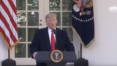 Photo of Watch Live: President Trump Gives an Update on the Nation's Coronavirus Testing Strategy  – 9/28/20