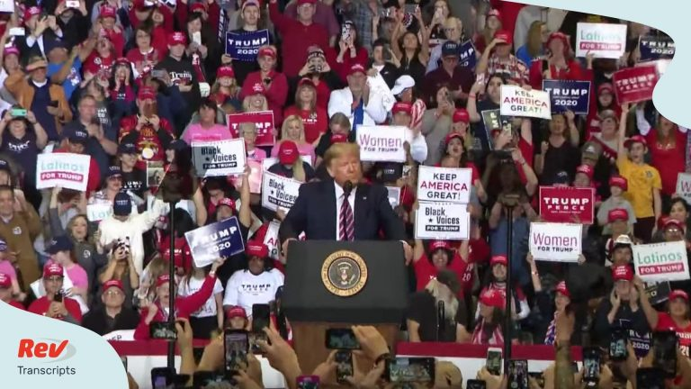 Photo of Watch Live: President Trump Holds Rally in Tuscon, AZ – 10/19/20
