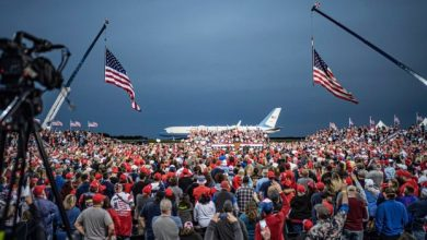 Photo of Watch Live: President Trump Holds MAGA Rally Tampa, FL – 10/29/20