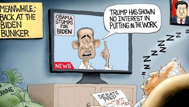 Photo of Quid Pro Quo Beijing Joe – A.F. Branco Cartoon