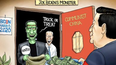Photo of Creepy and Sleepy – A.F. Branco Cartoon