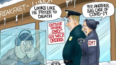 Photo of Outer Limits – A.F. Branco Cartoon