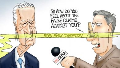 Photo of Helping Hand – A.F. Branco Cartoon