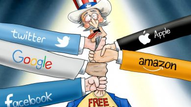Photo of Hang Em' High-Tech – A.F. Branco Cartoon