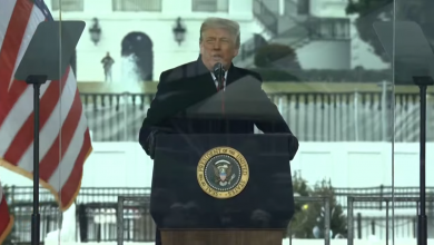 Photo of The Speech President Trump Should Have Given From The Ellipse