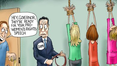 Photo of The Love Gov – A.F. Branco Cartoon