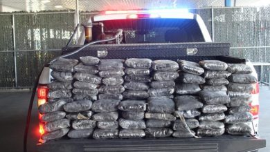 Photo of CBP Officers at the World Trade Bridge Seize Narcotics Worth Over $7 Million