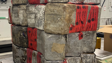 Photo of Laredo CBP Officers Seize Methamphetamine Worth Over $2.6 Million at the Juarez-Lincoln Bridge